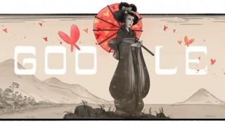 三浦環は何をした人?蝶々夫人がGoogleのロゴになった理由は生誕132年だった!