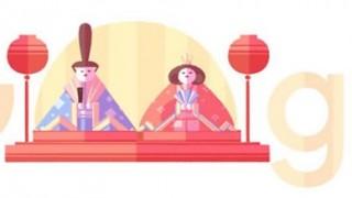 ひな祭り2016がGoogleのロゴに!絵がちょっと怖くないですか?