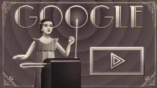 ClaraRockmore(クララロックモア)は何をした人?wikiやGoogleロゴの音楽の曲名を紹介!